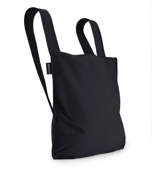 Tasche Bag&Backpack Black von Notabag