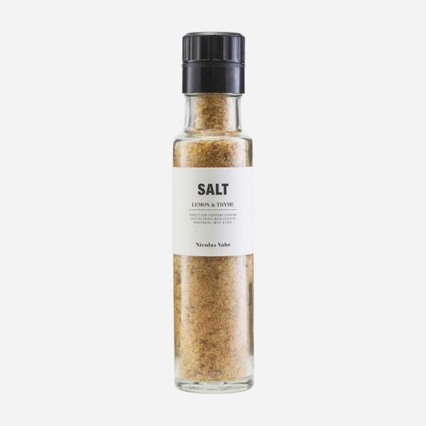 Lemon & Thyme Salt Nicolas Vahé