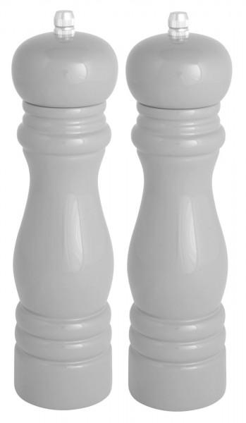 Salz- oder Pfeffermühle grau von Ib Laursen