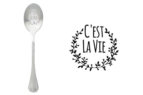Löffel C'est la vie