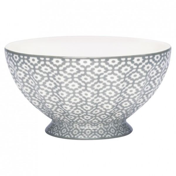 French bowl XL Jasmina warm grey