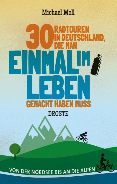 Buch 30 Radtouren in Deutschland