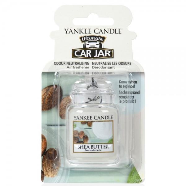 Car Jar Shea Butter von Yankee Candle