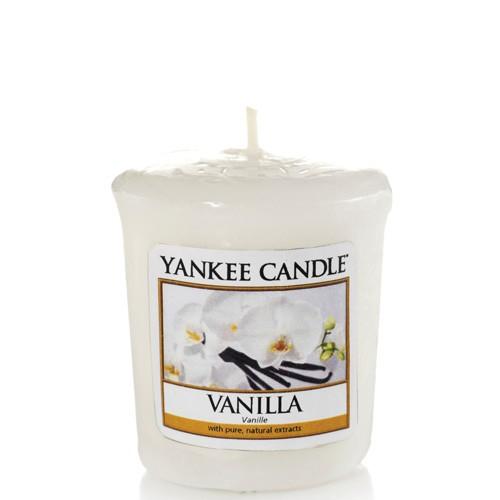 Vanilla Votivkerze von Yankee Candle