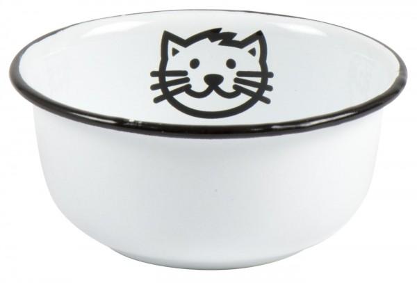 Emaille Katze von IB LAURSEN