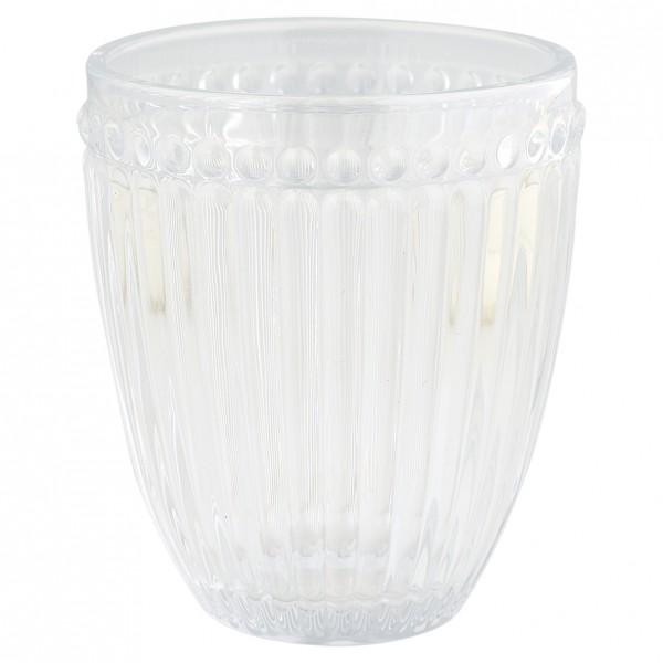 Wasserglas Alexa klar