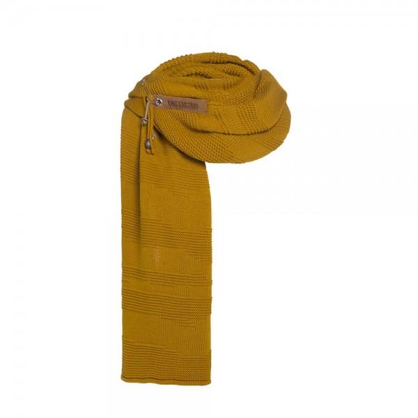 Sol Schal ocker