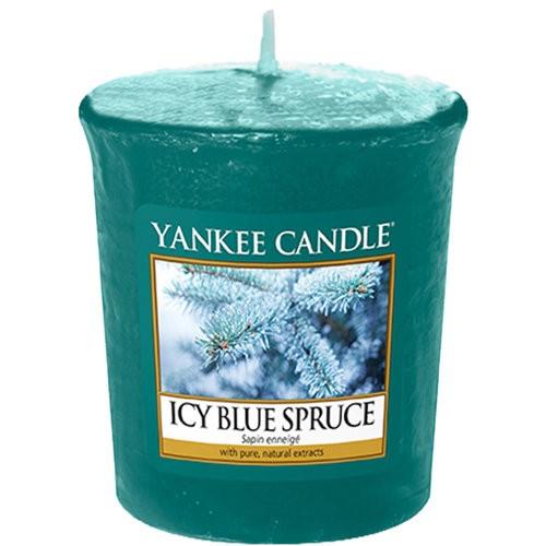 Ice Blue Spruce Votivkerze Yankee Candle