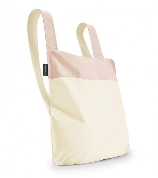 Tasche Bag&Backpack Rose/Raw von Notabag