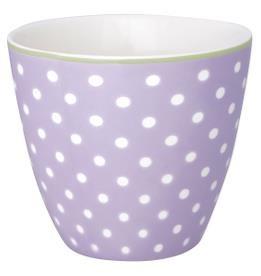 Latte Cup Spot Laveder