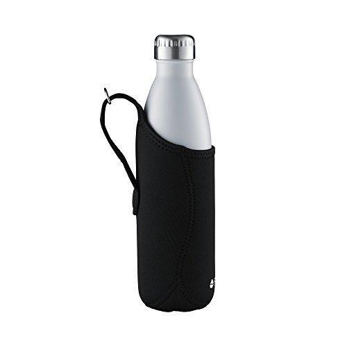 FLSK Neoprentasche für 750ml Isolierflasche, schwarz