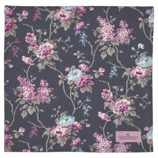 Tablecloth Maude Dark Grey 145x250 von Greengate