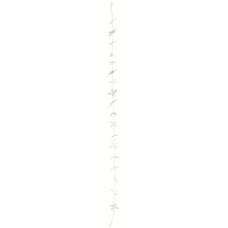 ZUHAUSE White Blossom Girlande L 145 cm