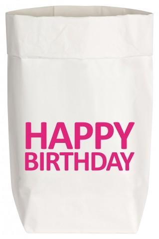 Geschenktüten Happy Birthday