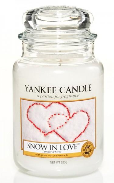 Snow in Love von Yankee Candle
