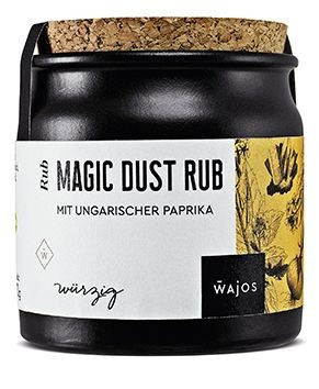 Magic Dust Rub 70 g