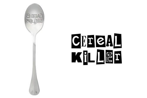 Löffel Cereal Killer