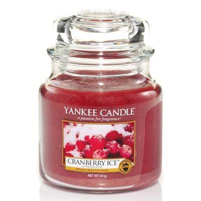 Cranberry Ice M 411g von Yankee Candle