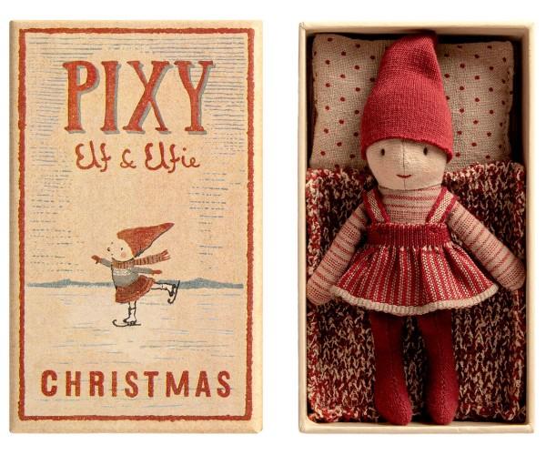 """Pixy """"Elfie"""" in der Box von Maileg"""