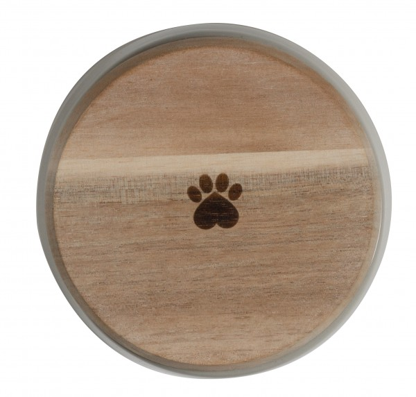 Pets Futterdose Belohnung beige 14x11,5 cm