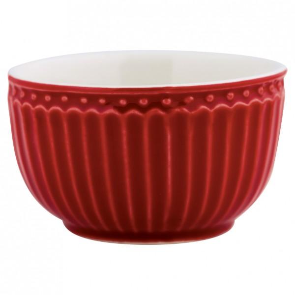 Mini bowl Alice red | Das Wohngut