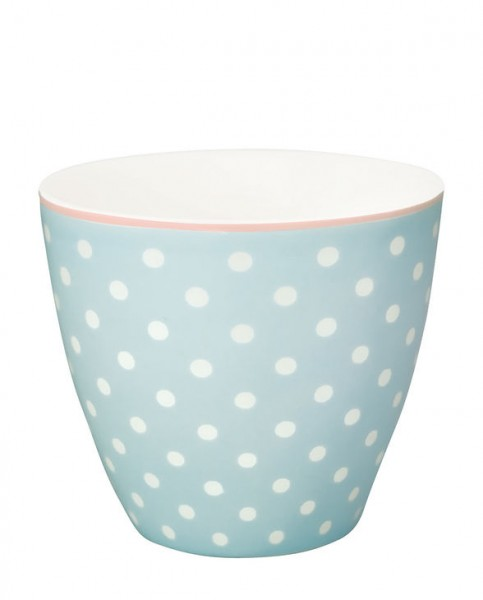 Greengate Becher Spot pale blue