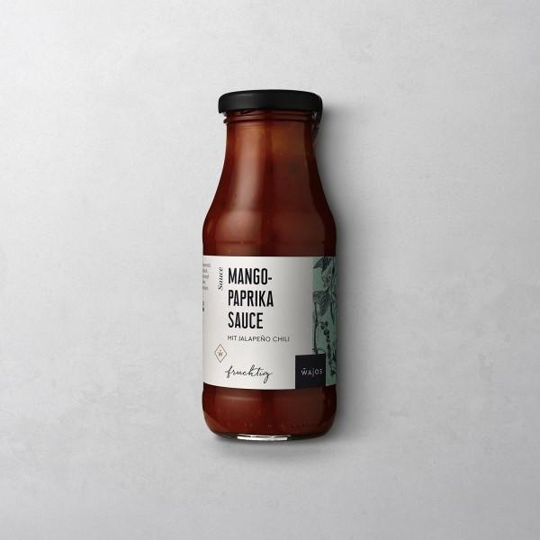 Mango Paprika Sauce m.Jalapeno