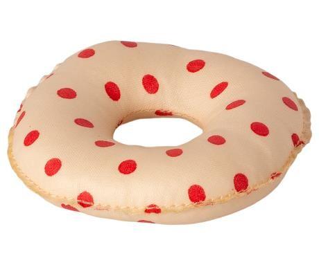 Schwimmring rote Punkte für Maileg Mäuse