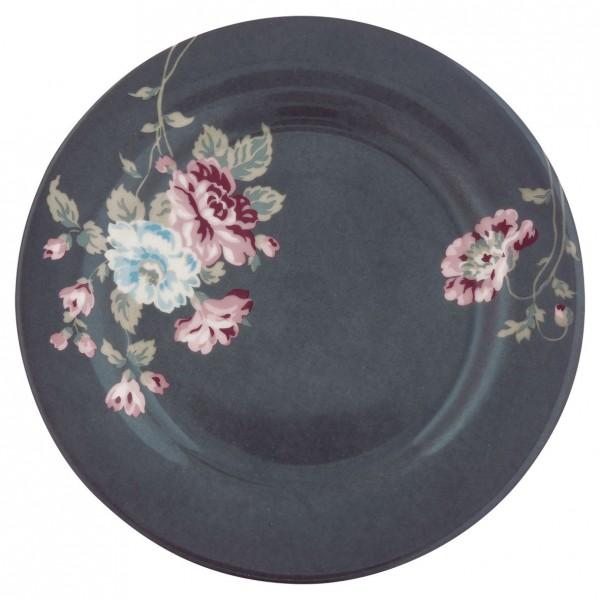 Plate Maude Dark Grey von Greengate