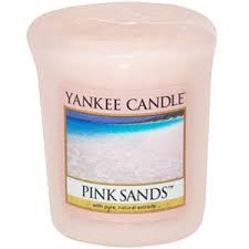 Pink Sand Votive Yankee Candle