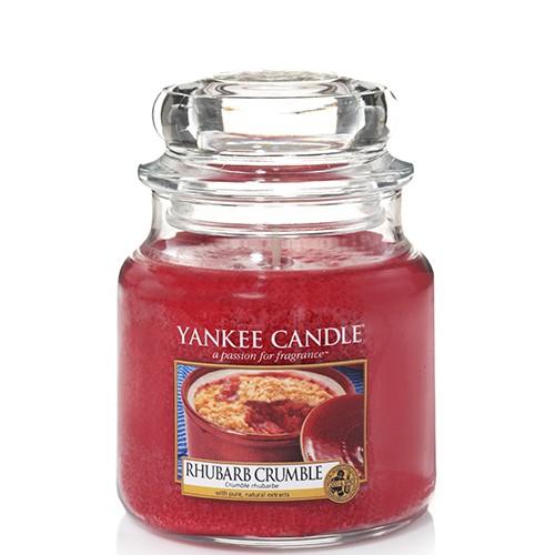 Rhubarb Crumble von Yankee Candle
