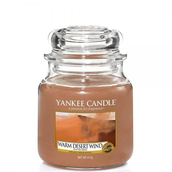 Warm Desert Wind 411g von Yankee Candle