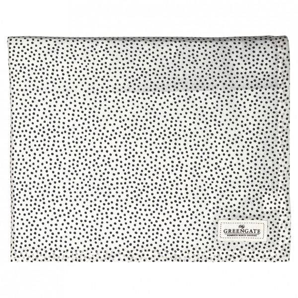 Tischdecke Dot black von Greengate