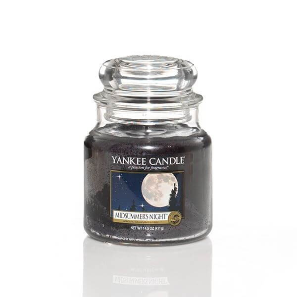 Middummers Night mittel Yankee Candle