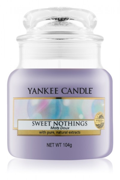 Sweet Nothings 104g von Yankee Candle