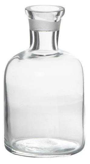 Apothekerglas f/dünne Kerze
