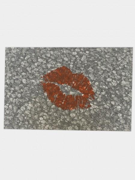 Pop Up Schwamm QS Kiss Red