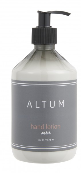 """Handlotion """"Altum"""" Amber von Ib Laursen"""