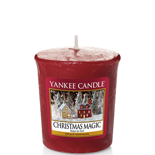 Christmas Magic Votiv Kerze