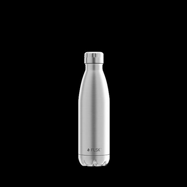 FLSK Trinkflasche Edelstahl verschiedene Größen