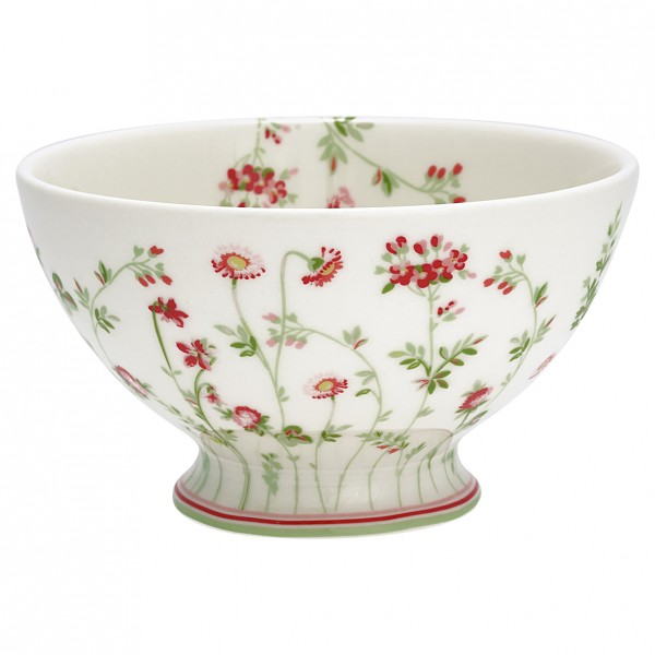 Schale/Soup bowl Camille white