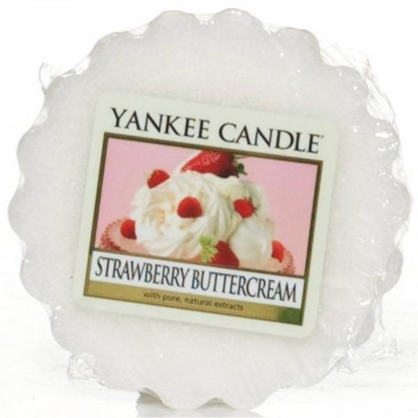 Strawberry Buttercream Wax Melt von Yankee Candle