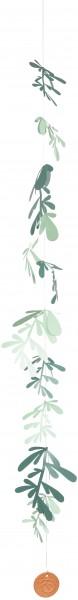 Blätterkette Käfer ca. 105 cm