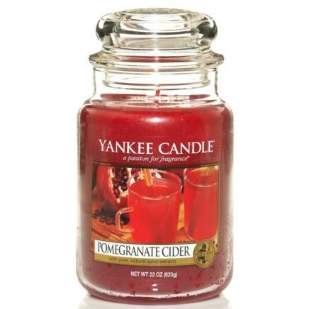 Pomegranate Cider von Yankee Candle