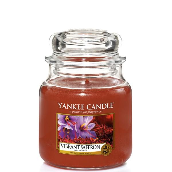 Vibrant Saffron von Yankee Candle