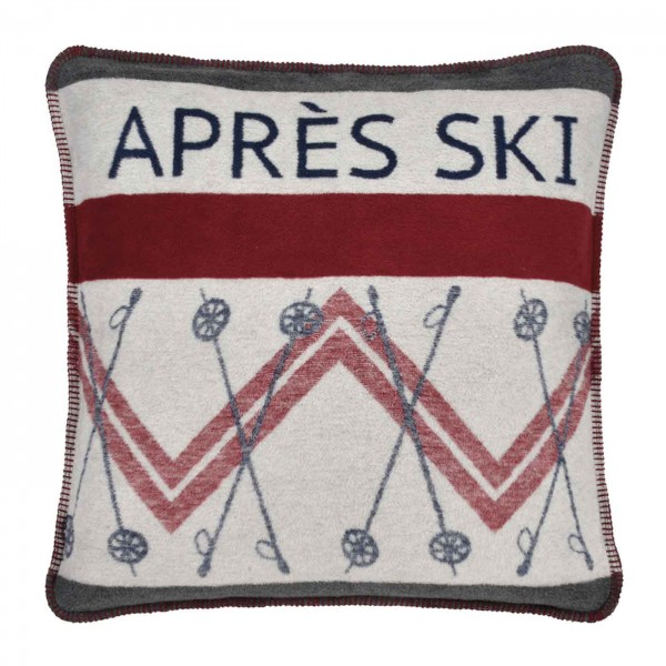 Kissenhülle Après Ski von PAD