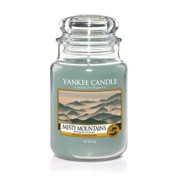 Misty Mountains von Yankee Candle