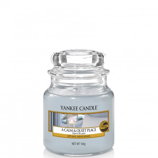 A Calm Quiet Place 104g Yankee Candle