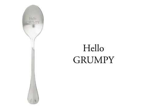 Löffel Hello Grumpy