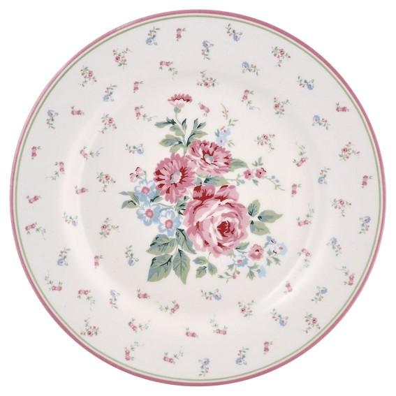 Plate Marley white von Greengate